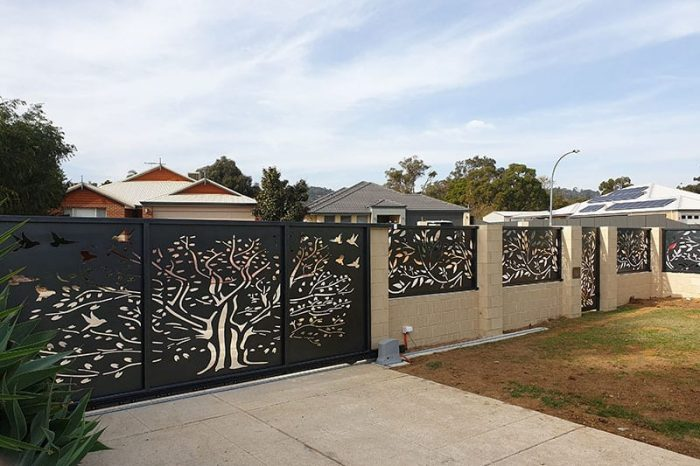 Automatic Sliding Gates By Zara Designs