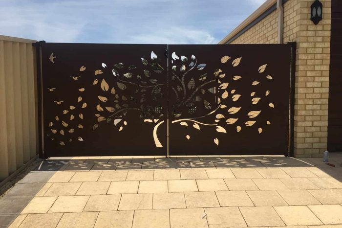 Decorative Gates, Fences & Screens